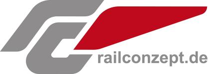 Logo von Railconzept - die Lokfahrschule